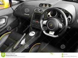 Lamborghini Gallardo Interior Editorial Photo - Image: 24918656