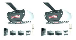 garage door opener manual model 139 craftsman