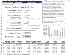 Home Amortization Loan Calculator Excel Formula Amortization Table Home Equity