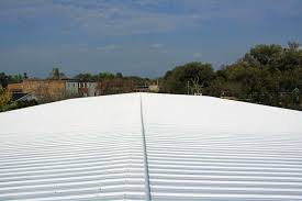 metal roof painting refinishing project 2 after