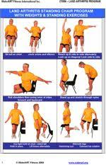 102 Best Chair Exercises Images Chair Exercises Senior