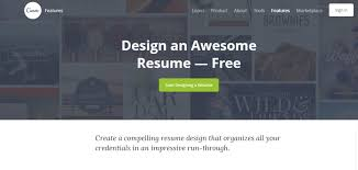 21 Resume Builders To Make A Stunning Cv Online | Alphagamma