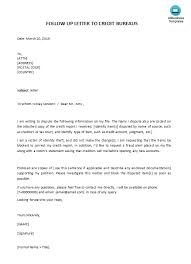Online Letter Template Online Identity Theft Follow Up Letter To Credit Bureaus