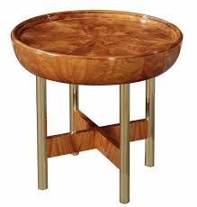 furniture art deco style. Rex Limited Edition Art Deco Style Round Side Table Furniture 9