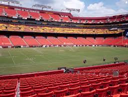 Fedex Field Section 103 Seat Views Seatgeek