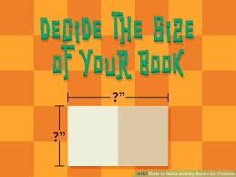 image led make activity books for children step 6