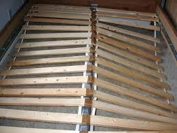 wooden bed slats queen frame frames wood slat ikea