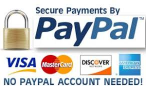 Image result for paypal trust seals png