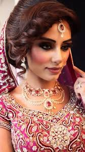 asian bridal makeup and hairstyle