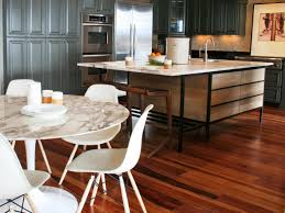 Modern Traditional Kitchen Modern Kitchen Cabinets Pictures Ideas Tips From Hgtv Hgtv