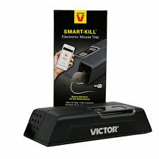 Victor Smart-Kill Wifi Electronic Mouse Trap for sale online | eBay