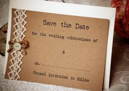 What Are Save The Date Cards Rustic Vintage Lace And Button Save The Date Cards