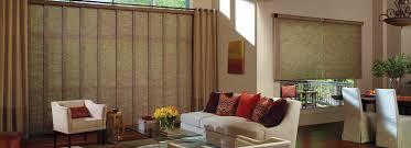 Panel Track Blinds | Skyline® Gliding Window Panels