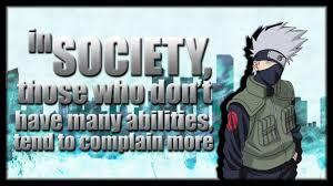 40 Inspirational Quotes From Copy Ninja Kakashi Quotes40Read Inspiration Naruto Motivational Quotes