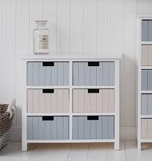 nautical bathroom furniture. beach free standing bathroom cabinet furniture with 6 drawers ideas and designs in for nautical