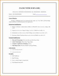 Resume Samples In Word Format Waiver Letter Template Sample Letter