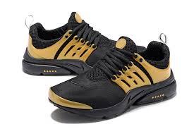 nike presto mens. nike air presto black gold mens running shoes sneakers