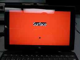 Microsoft Surface Red Light A Recent Microsoft System Update Can Cause A Red Screen