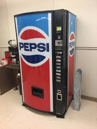 Pepsi Vending Machine Serial Number Simple New PricePepsi Can Vending Machine 48 Restaurant And
