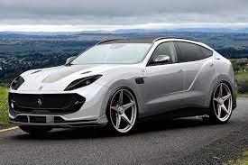 Ferrari Suv 2019 Interior Cost Price And Specifications