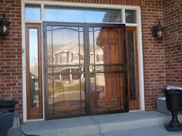 custom security storm doors in denver