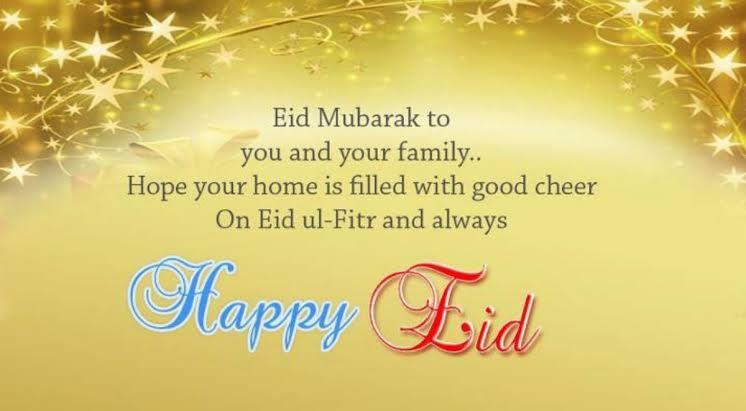eid shayari english