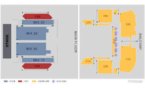 Soundboard Seating Chart Sound Board Detroit 1 500 Seats As If Anyone Will Be