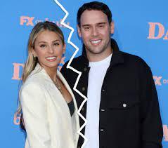 Scooter Braun & Wife Yael Cohen ...