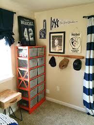 vintage sports themed bedroom little loves baseball bedding diy