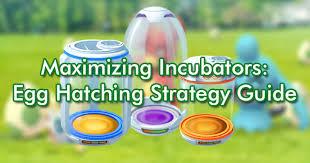 Pokemon Go Egg Chart 2018 Maximizing Incubators Egg Hatching Strategy Guide Pokemon