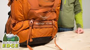 Osprey Aether Ag 70 Internal Frame Backpack