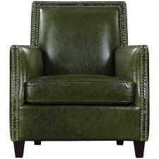 urban accents furniture. Green Leather Nail Studded Chair - Urban Chic · FurnitureSofa FurnitureAccent Accents Furniture