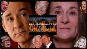 IS Melinda Gates KEVIN KLINE or ROBIN WILLIAMS? Let's INVESTATRANSAGATE!  (Plus Transpocalypse Now!!) - YouTube