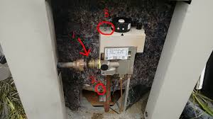 Pilot Light Wont Stay Lit On Water Heater Water Heater Pilot Light Wont Stay Lit How To Plumbing How