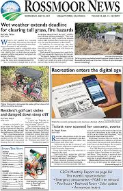wet weather extends deadline for clearing tall gr fire hazards recreation enters the digital age