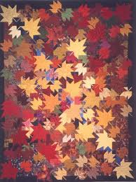 Autumn and Fall Quilt Patterns including Halloween and Thanksgiving & Third Weekend in October Quilt Pattern by Innovations Adamdwight.com