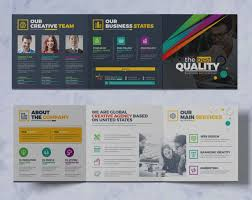 Trifold Brochure Size Square Trifold Brochure Size Awesome Great Tri Fold Brochures Design