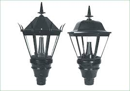 home depot outdoor lights outdoor lighting fixtures led led post top light fixture led within modern
