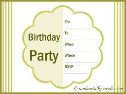 Print Out Birthday Invitations Free Printable Birthday Invitation Templates For Adults Mathmaniame 62