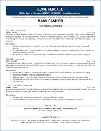 Resume Sample For Bank Teller Best Of Bank Teller Resume Examples Nppusaorg