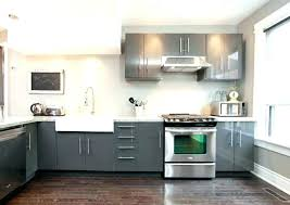how to gloss kitchen cabinets shiny kitchen cabinet shiny kitchen cabinets black gloss kitchen wall cabinets