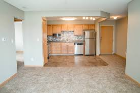 Interiors Open Concept View Of Living Room Into Renovated Kitchen.  Interiors 1 Bedroom Apartment ...