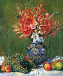 pierre auguste renoir flowers and fruit
