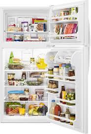 refrigerator racks. whirlpool wrt318fzdw - open view full refrigerator racks