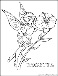Detailed Fairy Coloring Pages Fairy Princess Coloring Mesmerizing