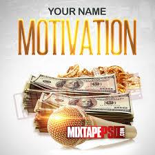 Motivation Templates Mixtape Cover Template Motivation Free Mixtape Covers Templates