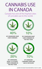 marijuana should be legalized and regulated camh ca cannabis use in