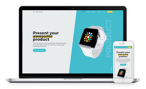 Olli Single Product Landing Page Theme By Harbourthemes