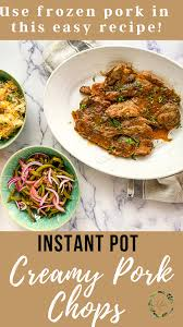 Start with the recipe index to find the perfect recipe for you. Easy Instant Pot Pork Chop Recipe Instant Pot Dinner Recipes Cooking Frozen Pork Chops Amazing Easy Recipes