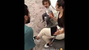 مروان محسن وزوجته مدي وأختها نغم وأبنها 😍 - YouTube